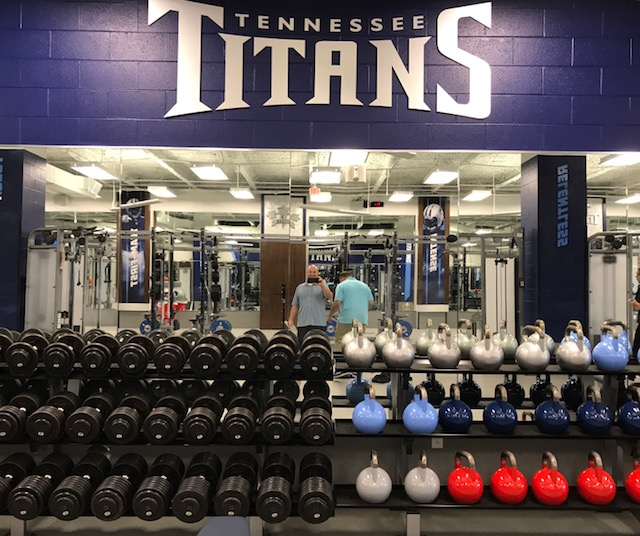 TitansWeightRoom