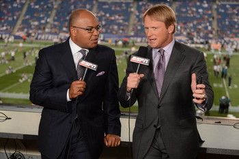 Is that a lot? It feels like a lot: Jon Gruden's 66 compliments from Monday  Night Football | News