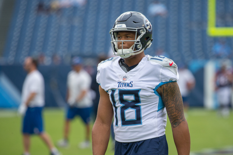 Rishard Matthews' time with the Titans may be over | News