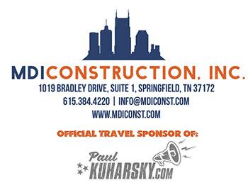 MDI Construction